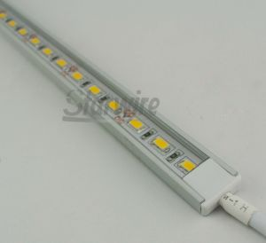 5630 Aluminum LED Light Bar/Super Bright SMD5630 LED Strip with Aluminum Housing pictures & photos