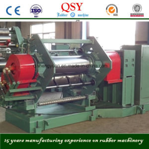 Two Roll Calendering Machine/Rubber Calender pictures & photos