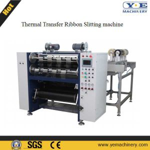 China PLC Control Thermal Transfer Ribbon Slitter (TTR) pictures & photos