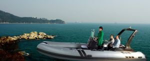 19FT/5.8m Rigid Inflatable Boat Rib Boat Luxury Boat with Ce, Hypalon or PVC Fishing Boat for Sale pictures & photos