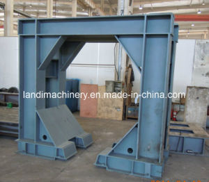 Steel Frame Fabrication of Metallurgy Machinery pictures & photos