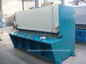 Hydraulic Guillotine Shear Plate Cutting Machine QC11y-20/2500 pictures & photos