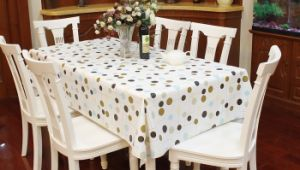 Printed Table Cover pictures & photos