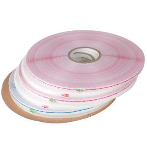 Central Glue HDPE Film Sealing Tape, Resealable pictures & photos