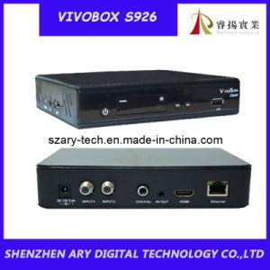 DVB-S2 Vivobox S926 Full HD 1080P Satellite Receiver Support Nagra3