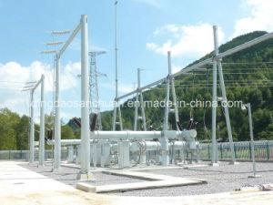 Substation Steel Frame Structure (10-500KV)
