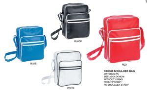 Leather Shoulder Messenger Laptop Bag pictures & photos