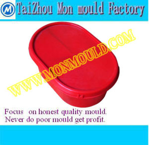 Plastic Injection Mould for Ice Cream Box/Container/Cup