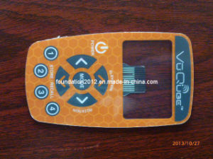 Keypads Graphic Overlay Circuit Print Film Membrane Switch pictures & photos