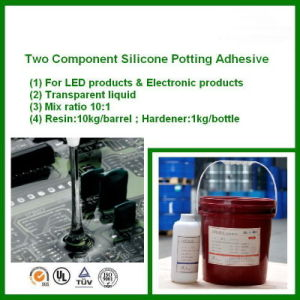 Jxh-700A B Silicone Potting Glue pictures & photos
