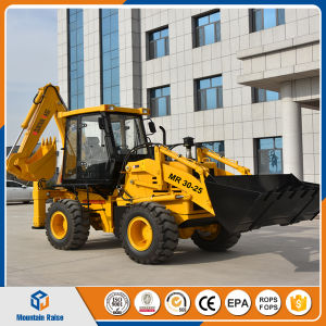 Wz30-25 Hydraulic Small Backhoe Loader Excavator for Sale pictures & photos