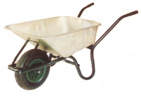 Galvanized Wheelbarrow (WB6414T) pictures & photos