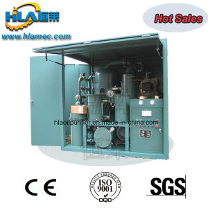 Weather Proof Type Used Lubricant Oil Purifier Equipment pictures & photos