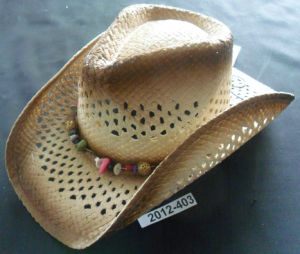 cowgirl straw hat pictures & photos