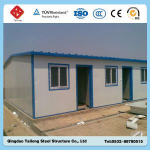 Sandwich Panel Light Steel Structure Prefabricated House (TL-01) pictures & photos