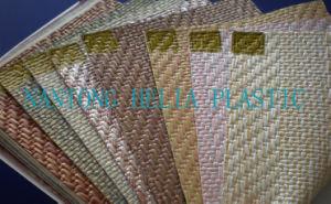 PVC Leather for Decoration (HL49-01) pictures & photos