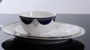Oceanic Style Ceramic Dinner Sets