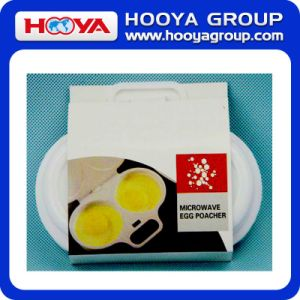 16*11.5*3cm 2PCS Portable Egg Box (KC30539)