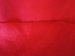 Modacrylic Cotton Fire Retardant Terry Brush Fleece pictures & photos