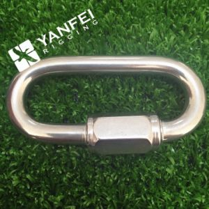 Stainless Steel Quick Link Galvanized Quick Link pictures & photos