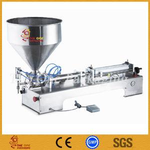 Single Head Cream Filling Machine