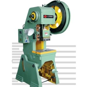 Mechanical Single Crank Stamping Machine pictures & photos