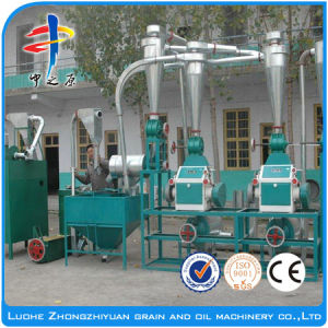 Hot Sale 10 Tons/Day Small Wheat Flour Mill Machine/Corn Flour Mill Machine/Maize Flour Mill Machine pictures & photos