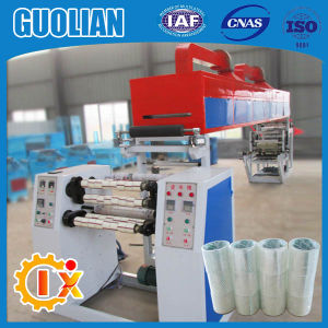 Gl--500c Full Automatic Water Gum Tape Coating Machine for Sale pictures & photos
