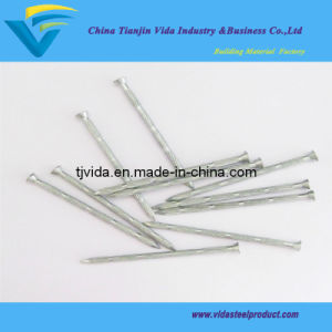 Galvanized Bamboo Shank Steel Nail pictures & photos