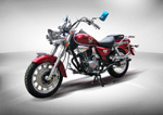 Tank Motorcycle 150cc & 250cc (HD250-2) pictures & photos