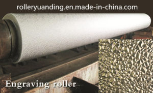 Engraved Roller for Pattern Glass pictures & photos