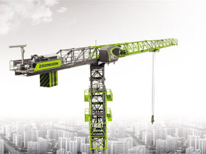 Zt320-12 Lifting Machine Topless Tower Crane