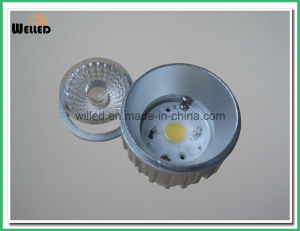 8W 10W Reflector Dimmable LED Recessed Spot Light with Cold Forging Aluminum pictures & photos