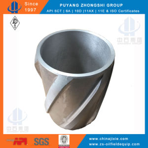 Solid Body Rigid Aluminum Casing Centralizer pictures & photos