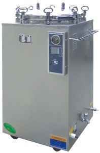 Full Automatic Stainless Steel Autoclave Machine