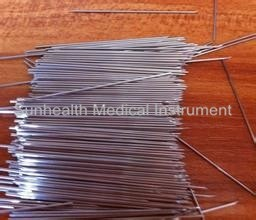 Stainless Steel Disposable Medical Needles Cannula 36g-10g