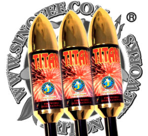 Chroming Whirlwind Rocket Fireworks pictures & photos