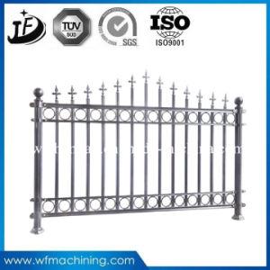 Q235/Cast Iron Sand Casting Fence Parts for Decorative Iron Gate pictures & photos