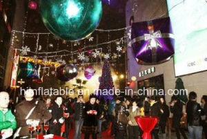 Giant Multi Colour Illuminated Inflatable Star for Event Decoration Inflatable Ball