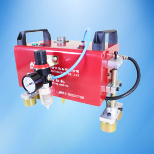 Portable Pneumatic DOT Pin Marking Coding Machine for Metal Sheet pictures & photos