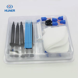 35%HP Dual Barrel Syringe Dental Clinic Teeth Whitening Kit pictures & photos