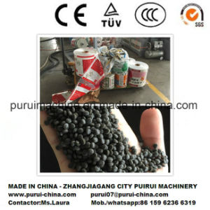 Plastic Single Screw Pelletizer for Film Roller 2017 Chinaplas Exhibition pictures & photos