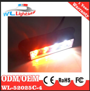 Tir 4 4W LED Lighthead Warning Lights for Emergency Vehicle pictures & photos