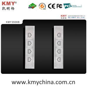 Industrial Metal Side Keyboard (KMY3506B) pictures & photos