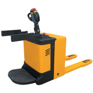Power Pallet Truck 2000kg and 2500kg Capacity pictures & photos