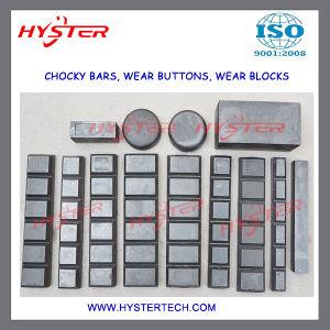 Bimetallic White Iron Wear Chocky Bars/Blocks CB25, CB40, CB65 pictures & photos