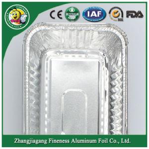 High Quality Food Storage Aluminium Foil Container pictures & photos