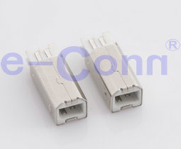 USB2.0 Male/Female Connector PCB End Wire to Wire pictures & photos