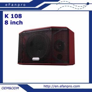 Classic Sing Room Loudspeaker Professional Karaoke Speaker (K 108) pictures & photos