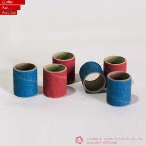 25.4*25.4mm P40, Vsm Ceramic & Zirconia Spiral Sand Bands for Wood Polishing pictures & photos